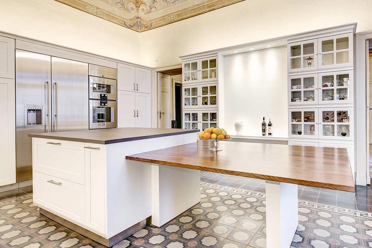 Cucine Di Lusso Design : La cucina di lusso deve essere artigianale toppino home design