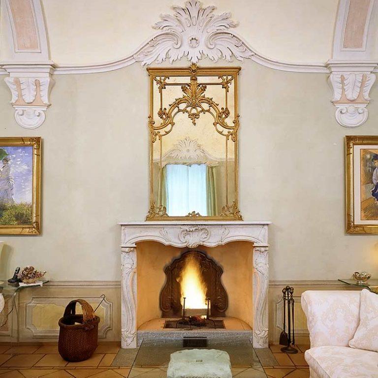Camino antico Barocco - Toppino Home Design - 2